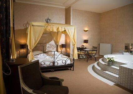 Romantische suite met jacuzzi