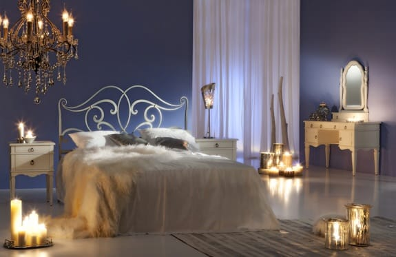 Sfeer in je slaapkamer - Romantische kamers ...