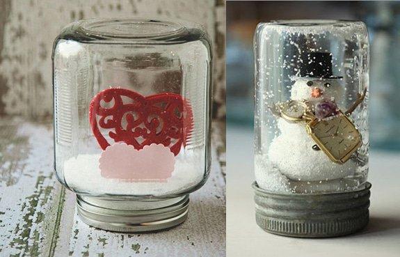 Stap Voor Stap Je Eigen Snowglobe Maken Romantischcadeau Nl