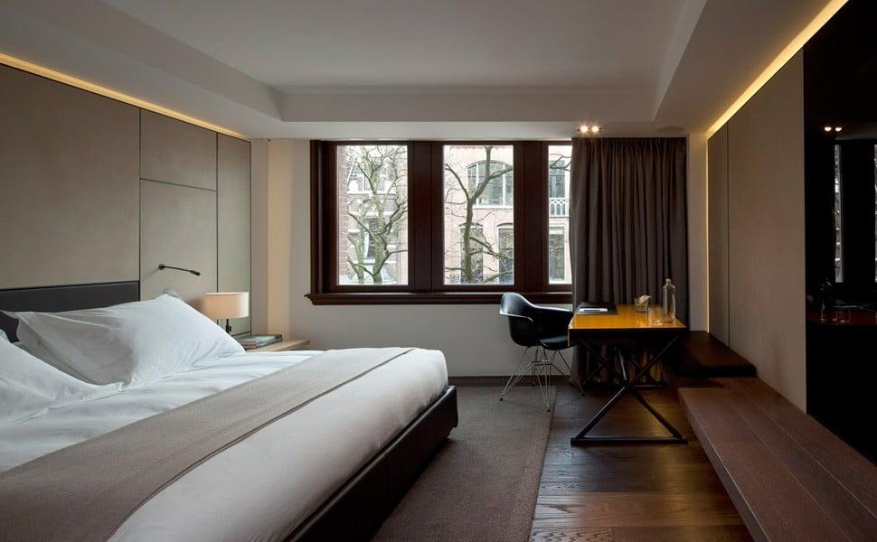 Luxe spa en super de luxe overnachten - Deco design slaapkamer ...