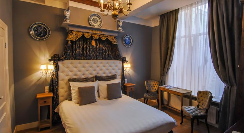 Klein boutique hotel in hartje leiden for Kleine boutique hotels