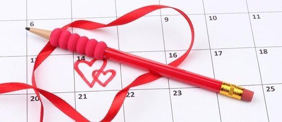 Valentijnsdag controlelijst - 9 tips!