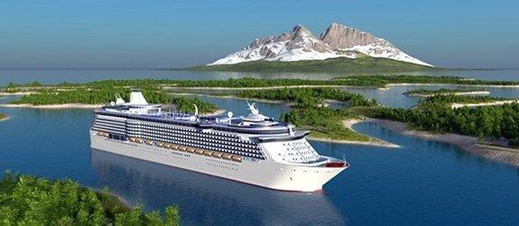 De meest romantische cruisebestemmingen wereldwijd