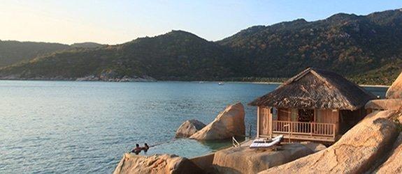 De meest verleidelijke hotelkamer ter wereld vind je in Vietnam