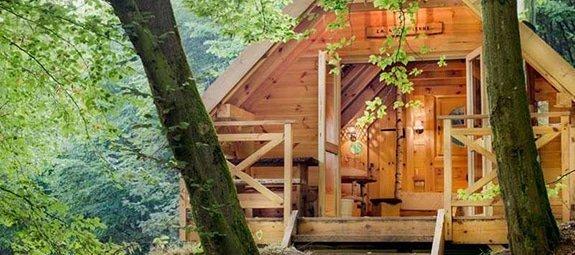 Romantiek midden op de Ardennen
