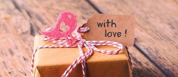 Budget cadeau voor je lief. Zes liefdes cadeautjes onder de €18