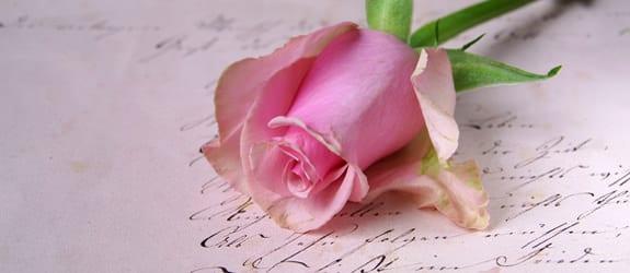 Liefdesbrief - Toen ik jou voor het eerst zag