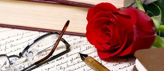 Hoe schrijf je een liefdesgedicht?