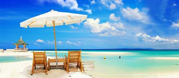 Luxe huwelijksreis - paradijselijke bestemmingen