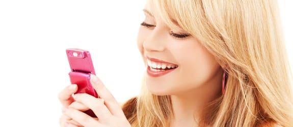 Liefdes SMS'jes