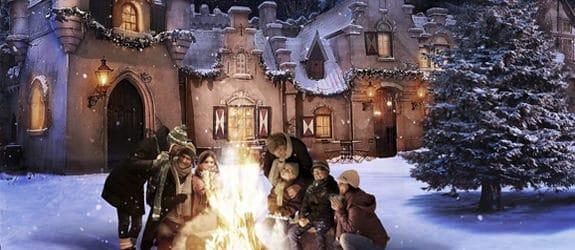 Winter Efteling. Leuke idee voor dagjes uit