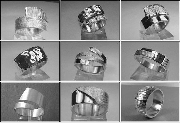 Fabulous Gezellig middagje zilveren ring smeden - Romantischcadeau.nl @WJ38