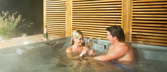 Romantisch huisje met een sauna – de ultieme love 'get-away'